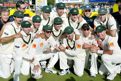 Most memorable Ashes moments