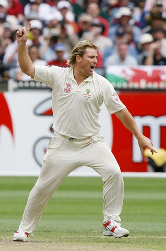 Warne's miracle delivery