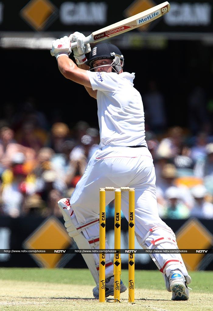 1st Ashes, Day 2: Aussie bowlers