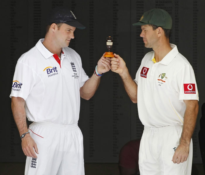 Ashes Rivalry: Pondering Punter