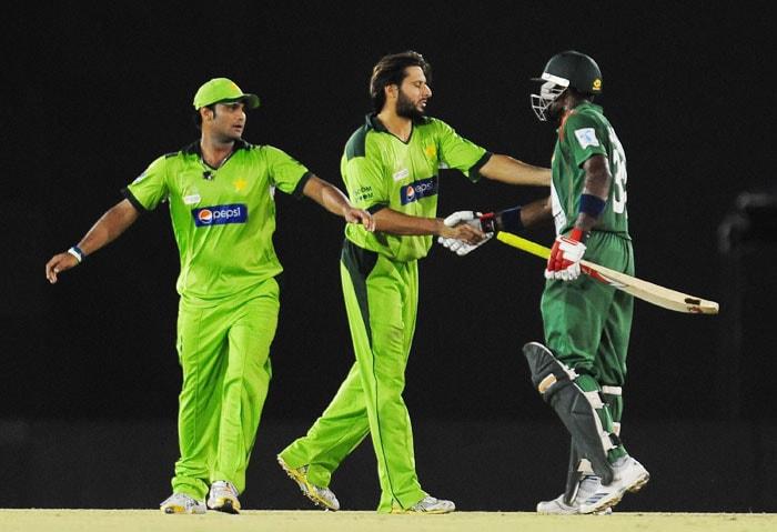 Asia Cup: Pak vs B'desh