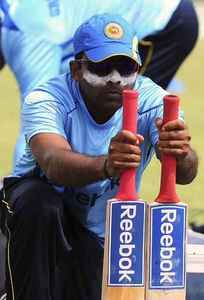 Sri Lanka gear up for Asia Cup