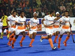 Photo : Asia Cup: India beat Malaysia in semis, qualify for World Cup