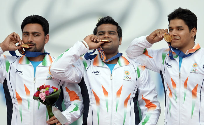 Asian Games: India Clinch Historic Golds in Archery ...