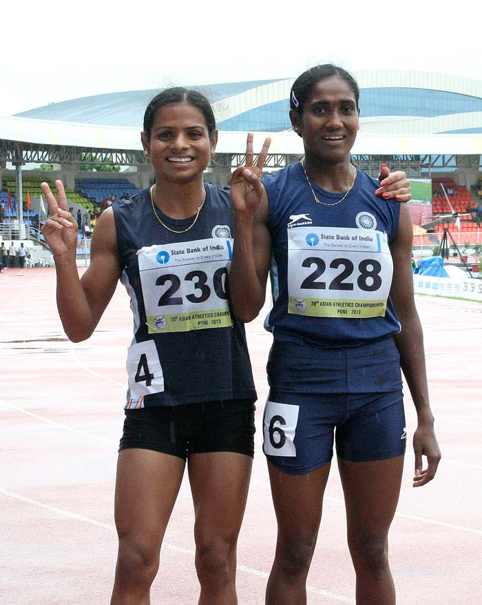 Tintu Luka and co. clinch gold in 4x400m relay; India finish 6th in Asian Athletics