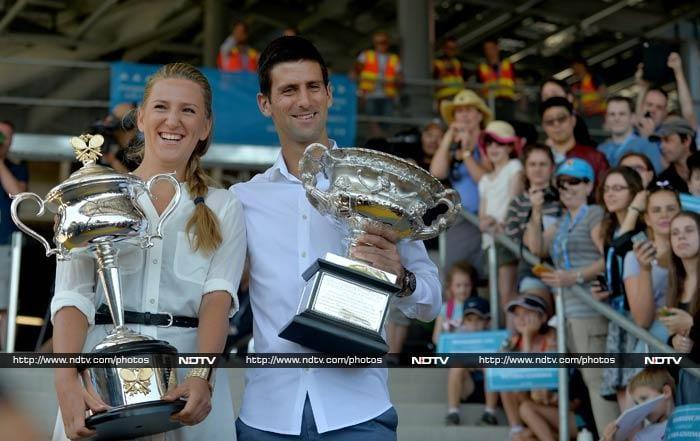 Australian Open: Djokovic, Azarenka ready to defend titles
