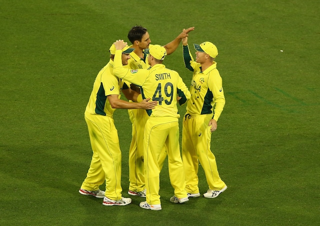 World Cup: Australia Demolish Spirited Afghans