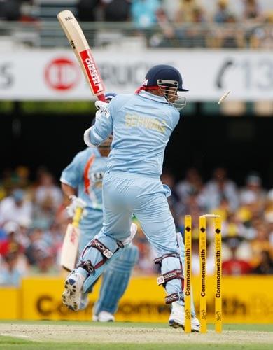 1st Match: Ind vs Aus