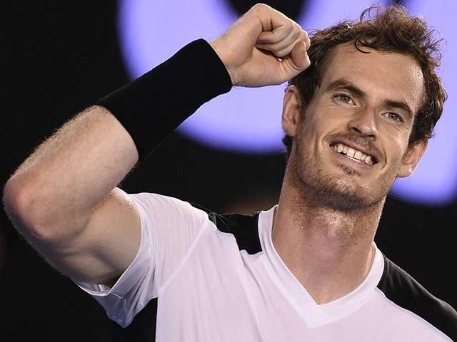 Photo : Australian Open: Andy Murray in Semis, Kerber Stuns Azarenka