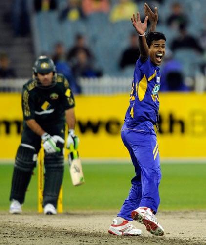 12th match - Australia vs Sri Lanka