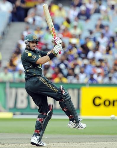 9th match - Australia vs Sri Lanka