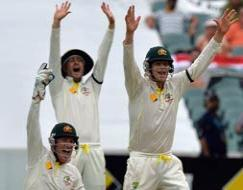 Photo : Ashes 2nd Test, Day 4: Australia four wickets away from victory
