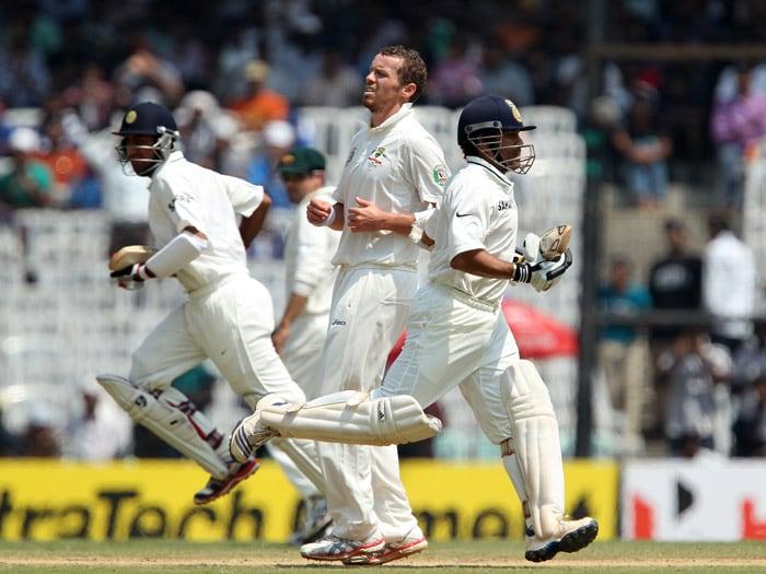1st Test, Day 2: India vs Australia