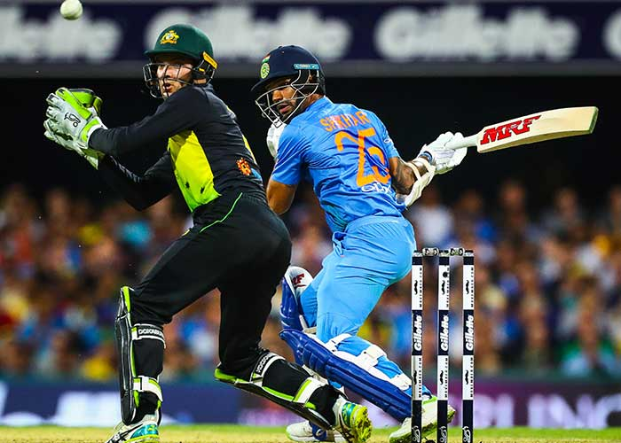 1st T20I: India Start Australia Tour With Four-Run Loss In Rain-Curtailed Match
