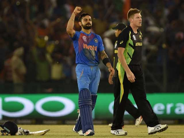 World T20: Virat Kohli Special Helps India Into Semi-Finals