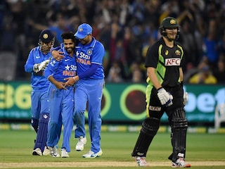 All-Round India Defeat Australia, Take Unbeatable 2-0 Lead in Series