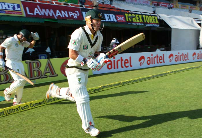 India vs Australia: 3rd Test, Day 2