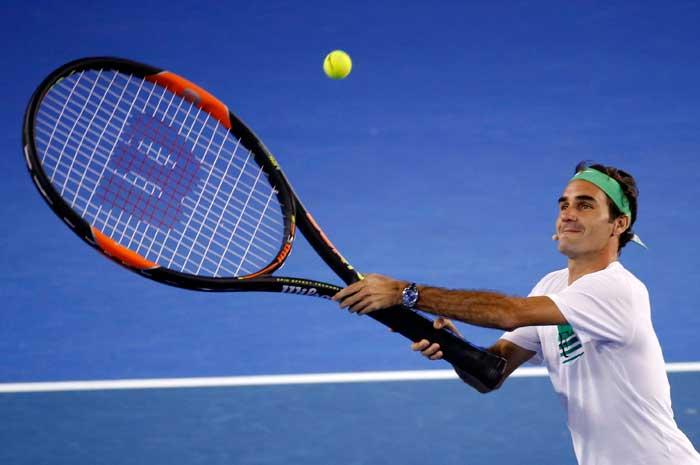 Australian Open: Roger Federer, Novak Djokovic Thrill ...