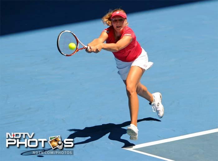 Australian Open: Highlights of Day 10