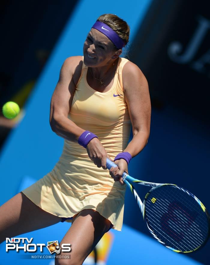 Australian Open 2013: Day 8 in Pics