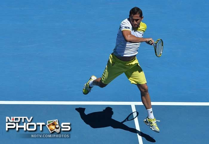 Australian Open 2013: Day 9 in Pics