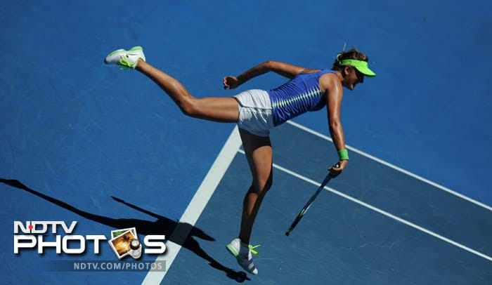 Australian Open: Highlights of Day 9