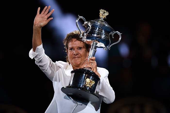 Australian Open: Angelique Kerber Beats Serena Williams, Wins Maiden Grand Slam Title