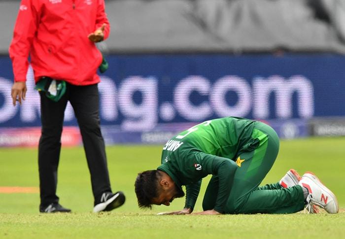 Australia Return To Winning Ways 41-Run Victory Over Pakistan