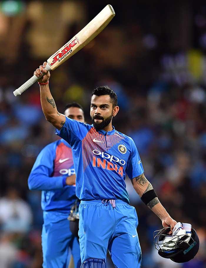 3rd T20I: Virat Kohli, Krunal Pandya Star As India Draw Series Against Australia