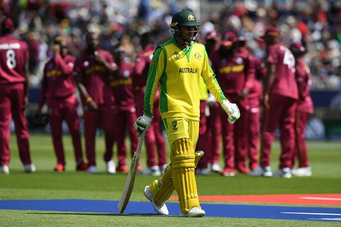 Nathan Coulter-Nile Inspires Australias 15-Run Win Over West Indies