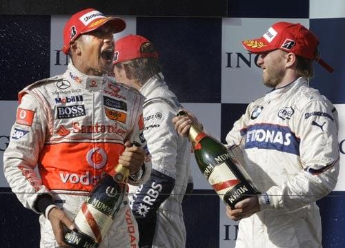 F 1: Australian Grand Prix