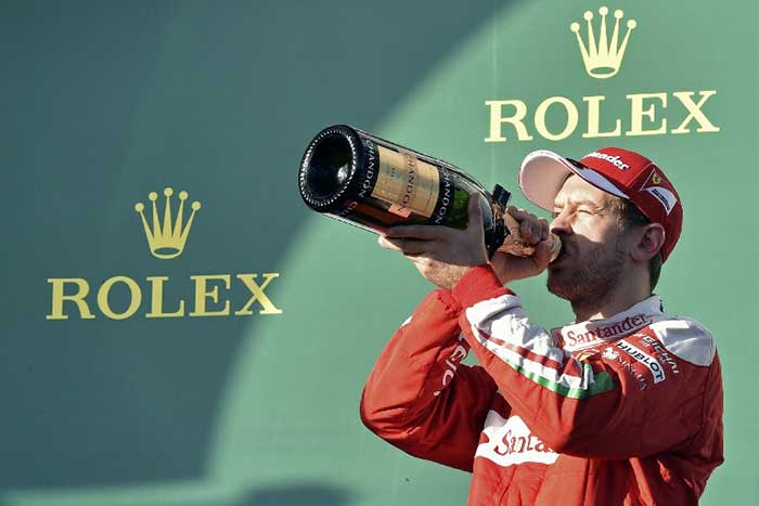 Australian GP: Nico Rosberg Starts New Season With a Bang