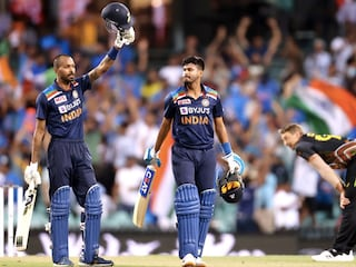 2nd T20I: Hardik Pandya Leads India To Thrilling 6-Wicket Win Against Australia