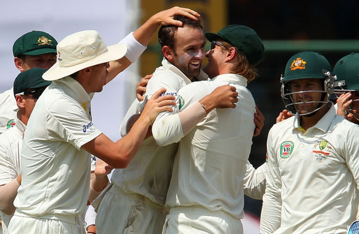 Kotla Test, Day 2: India vs Australia