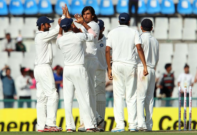 Team India floors the mighty Aussies in Mohali, win series: how the feat was achieved