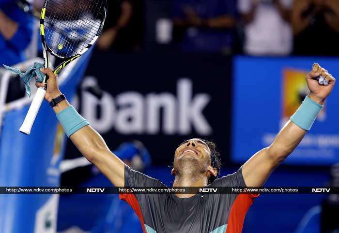 Australian Open, Day 6: Nadal, Murray, Federer enter last 16