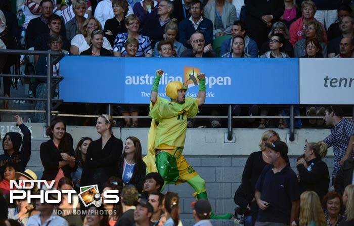 Australian Open 2013: Day 6 in Pics