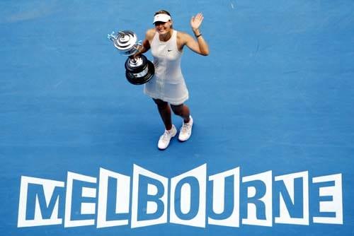 Day 13: Australian Open