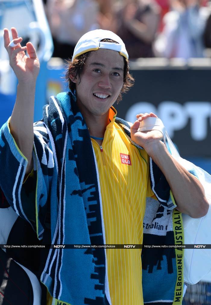 Australian Open, Day 2: Big guns overcome heat to advance