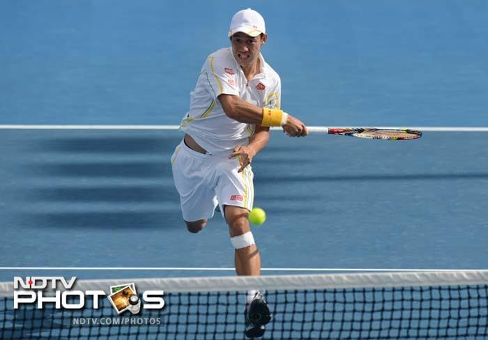 Australian Open 2013: Day 5 in Pics