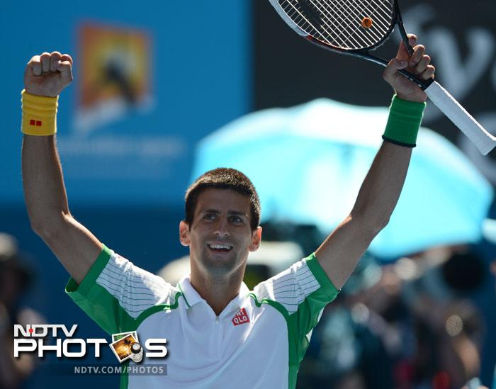 Australian Open 2013: Day 1 in Pics