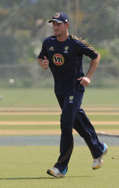 Aus practice ahead of ODI series
