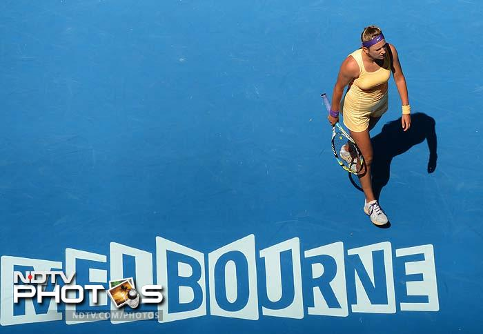 Australian Open: Day 10 in Pics