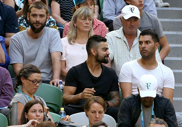Australian Open Day 11: Novak Djokovic Maintains Ascendancy Over Roger Federer as Serena Williams Enters Final