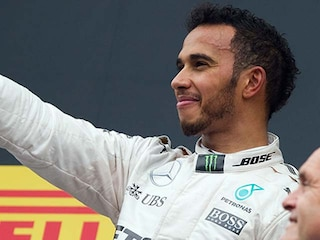 Austrian GP: Lewis Hamilton Rides Luck to Win Title