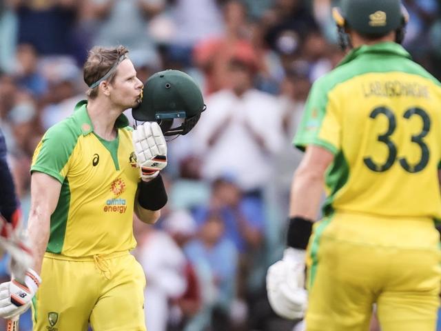 Photo : दूसरा वनडे: ऑस्ट्रेलिया ने भारत को 51 रनों से हराया, सीरीज जीती