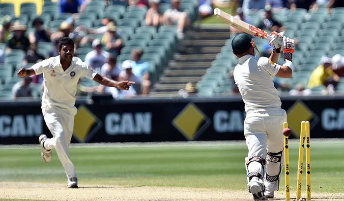 1st Test, Day 4: Aggressive Australia Dominate India