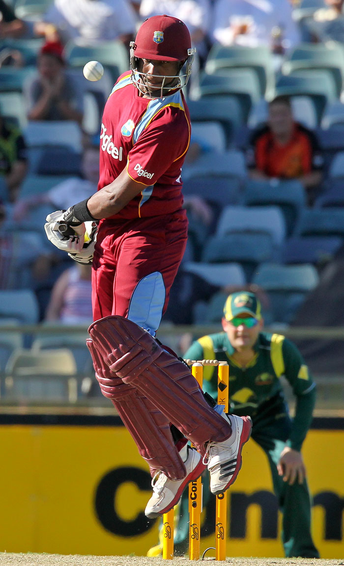 Australia beat West Indies by 39 runs