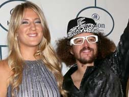 Victoria Azarenka sizzles at pre-Grammys party