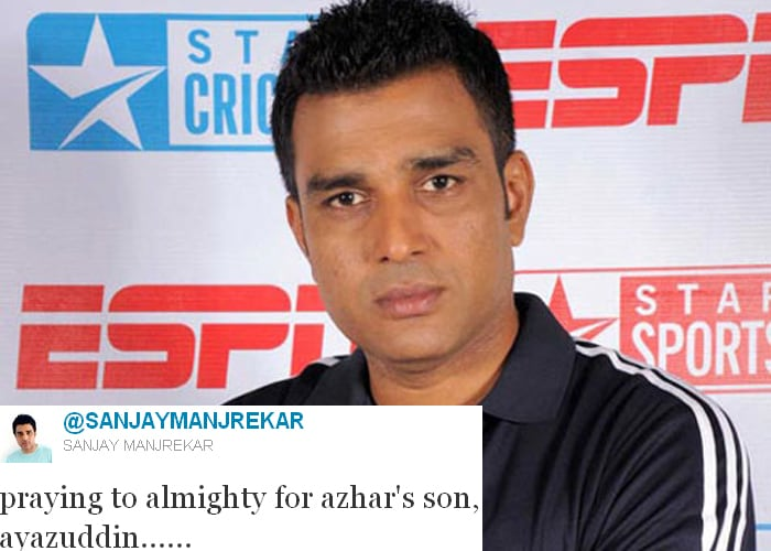 Celebs pray for Azhar's son